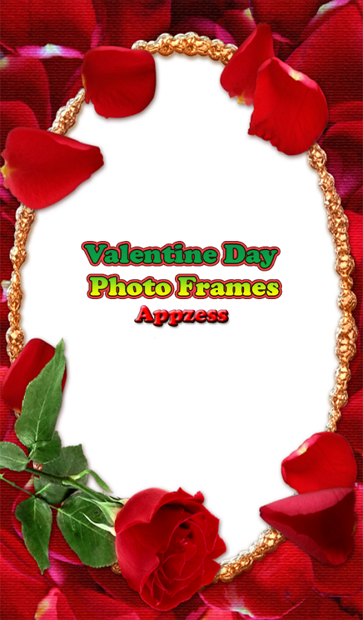 Valentine Day Photo Frames - Android Apps on Google Play