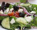 Black Olive & Feta Green Salad - By The London Hog Roast Company