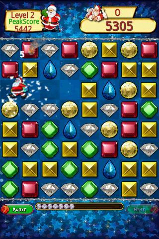 【免費棋類遊戲App】Jewel Magic Xmas-APP點子