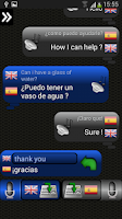 Screenshot of Conversation Translator
