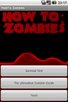 Screenshot of HowTo: Zombies
