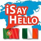 Portuguese - Italian icon
