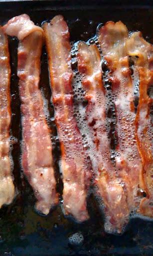Bacon Live Wallpaper