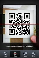 Screenshot of QR Itatiaia