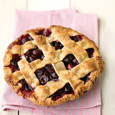 Basic Pie Dough for Sweet Cherry Pie