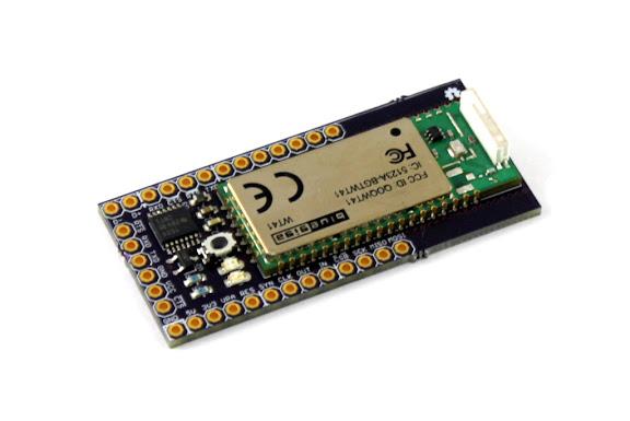 WT41 Bluetooth Breakout Board