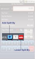 Screenshot of Tip Calculator