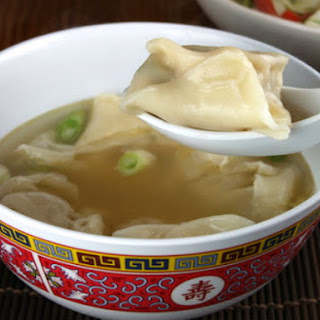 Vegetable Wonton Soup Recipes