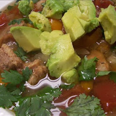 Southwestern Pork Soup (For Crock Pot)
