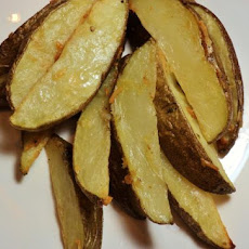Crispy Oven Fried Potatoes