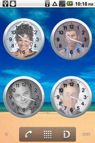 Seinfeld Clocks Free ★Widgets★