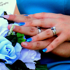 With this ring by Michelle Cawthon - Wedding Details ( vows, wedding, rings, marriage )