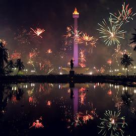 by Budi Setiadarma  Tanjung - City,  Street & Park  City Parks