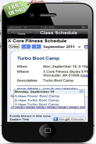【免費健康App】X Core Fitness-APP點子