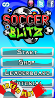 Screenshot of Soccer Blitz