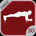 30 Day Plank Challenge FREE APK for Bluestacks
