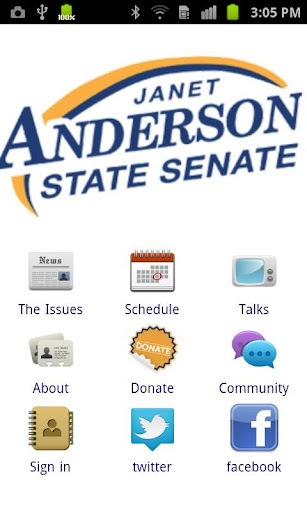 Janet Anderson for State Senat
