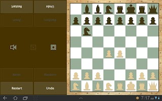 Screenshot of Chess with Chess960 & Variants