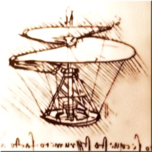 Da Vinci Live Wallpaper LOGO-APP點子