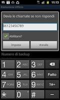 Screenshot of Evoluzione Ufficio Mobile App