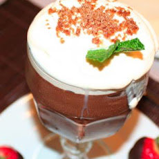 Baileys Sexy Chocolate Mousse!...