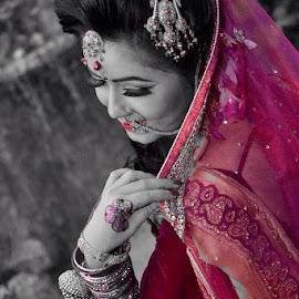 At Luna Wed by Mahmud Shawon - Wedding Bride & Groom