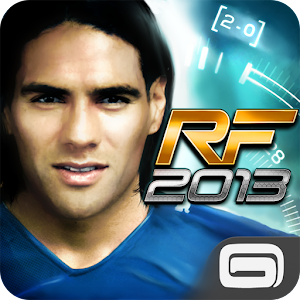 Cover art Real Football 2013
