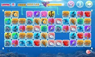 Screenshot of Aqua Link