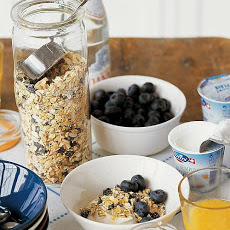 Blueberry-Walnut Muesli