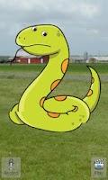Screenshot of Talking Snake