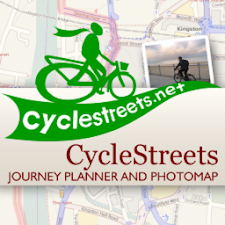 CycleStreets UK Map Pack
