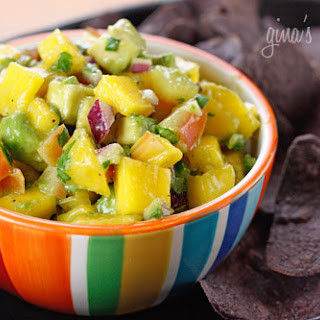 Mango Plum Salsa Recipes