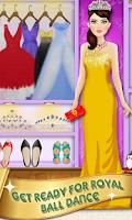 Screenshot of Royal Princess Makeover