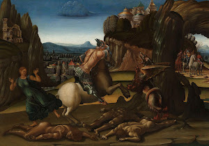 RIJKS: workshop of Luca Signorelli: painting 1505