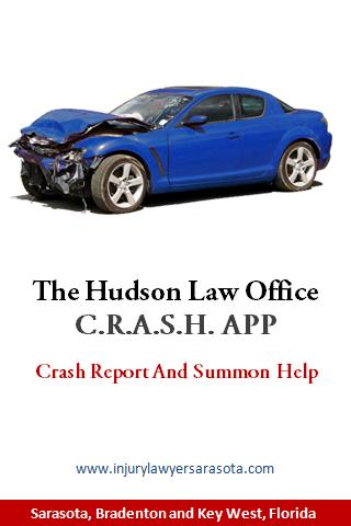 Crash Report And Summon Help
