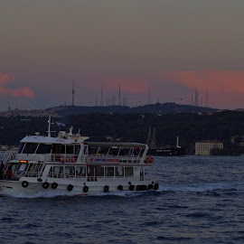 by Agatanghel Alexoaei - Transportation Boats