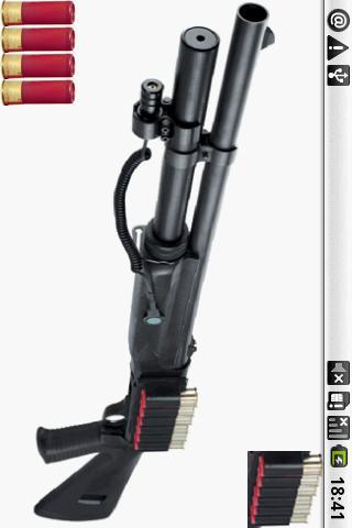 玩免費娛樂APP|下載散弾銃の火 app不用錢|硬是要APP