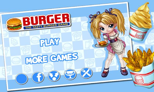 Burger apk screenshot