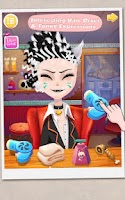 Screenshot of Monster Hair Salon