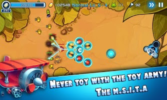 Screenshot of Tiny Defense