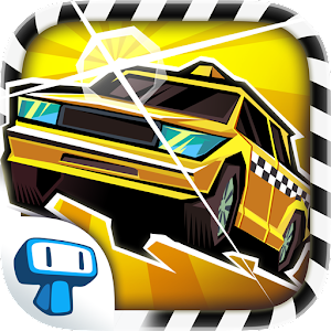 Jack Pott – The Escape. A high speed pursuit game to dodge the police!