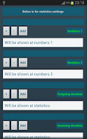 Screenshot of Call Log