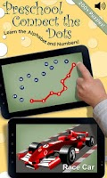 Screenshot of Preschool Connect the Dots