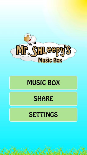 Mr. Shleepy's Music Box FREE