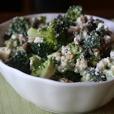 Broccoli-Raisin Salad