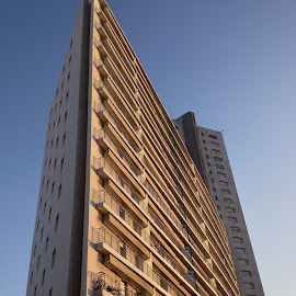 Twin tower by Luis Palma - Buildings & Architecture Office Buildings & Hotels