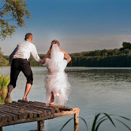 wedding by Pawel Czaja - Wedding Other