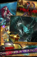 Screenshot of War of Clans - Rage of Dragons