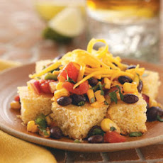 Southwest Corn Bread Salad Recipe