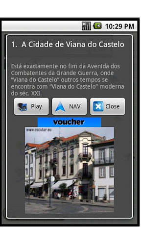 AudioGuia Viana do Castelo P